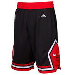 Shorts adidas Chicago Bulls Swingman neri