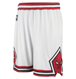 Shorts adidas Chicago Bulls Swingman bianchi