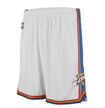 Shorts adidas Oklahoma City Thunder New Swingman bianchi