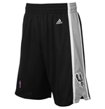 Shorts adidas San Antonio Spurs New Swingman neri