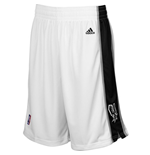 Shorts adidas San Antonio Spurs New Swingman bianchi