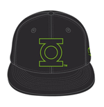Dc Comics - Green Lantern - Light Logo (Cappellino Unisex)