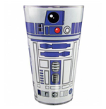 Star Wars - R2-D2 Pint Glass (Bicchiere Birra)