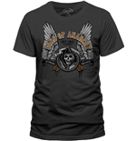 Sons Of Anarchy - Winged Logo (unisex )