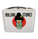 Rolling Stones - Geisha Tin Tote (Limited Edition) (Valigetta Metallica)
