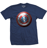 T-shirt Captain America 198456