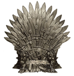 Statuetta Il trono di Spade Game of Thrones POP! Iron Throne NYCC Exclusive 14 cm