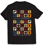 T-shirt Il trono di Spade (Game of Thrones) 198467