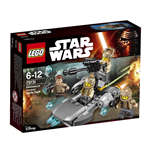 Lego 75131 - Star Wars - Battle Pack Truppe Della Resistenza