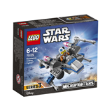 Lego 75125 - Star Wars - Microfighters Serie 3 - Resistance X-Wing Fighter