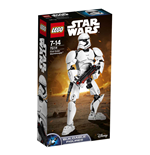 Lego 75114 - Star Wars - Action Figures - First Order Stormtrooper