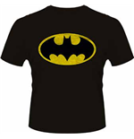 Batman - Original LOGO-DC Originals (T-SHIRT Uomo )
