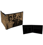 Nirvana - Printed And Embossed Bifold Wallet (Portafoglio)