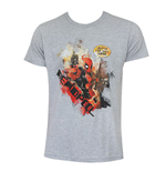 T-shirt Deadpool Outta The Way