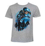 T-shirt Captain America Civil War Cap Sector