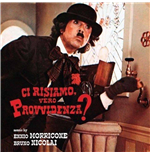Vinile Ennio Morricone - Ci Risiamo, Vero Provvidenza? (Ltd. Edition Transparent Orange Vinyl 180gr.)