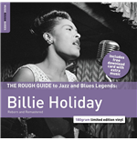Vinile Billie Holiday - The Rough Guide To