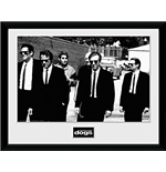 Reservoir Dogs - Lets Go - Framed Photo 30x40 Cm