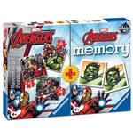 Ravensburger 21193 - Multipack Memory + 3 Puzzle - Avengers