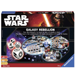 Ravensburger 26665 - Star Wars - Galaxy Rebellion - Il Duello A Dadi