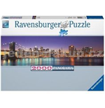 Ravensburger 16694 - Puzzle 2000 Pz - Panorama - Skyline Di New York