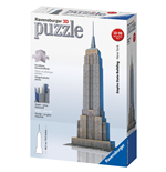Ravensburger 12553 - Puzzle 3D - Empire State Building