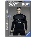 Ravensburger 19573 - Puzzle 1000 Pz - Fantasy - James Bond - Spectre