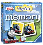 Ravensburger 21171 - Memory - My First Memory - Thomas And Friends