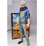 One Piece - Master Stars Piece The Trafalgar Law Special Version (Altezza 26 Cm)