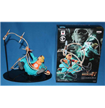 One Piece - Figure Colosseum Scultures Big Championship 4 #08 - Pauly (Altezza 10 Cm)