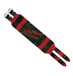 Nightmare On Elm Street - Darkgreen (Bracciale)