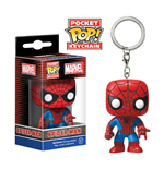 Marvel - Pocket Pop - Spider-man (Portachiavi)