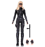 Action figure Arrow Black Canary 17 cm