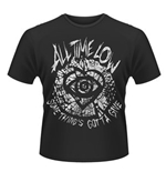 T-shirt All Time Low 199528