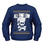 Felpa All Time Low CHRISTMAS SKULL