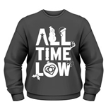 Felpa All Time Low CHRISTMAS LOGO