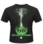 T-shirt Ghostbusters DON'T Cross The Streams