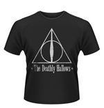 T-shirt Harry Potter The Deathly Hallows