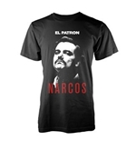 T-shirt Narcos Godfather