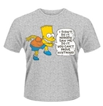 T-shirt I Simpson DIDN'T Do It