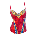 Corsetto Wonder Woman da uomo