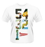 T-shirt Thunderbirds 199772