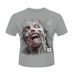 T-shirt The Walking Dead Jumbo Walker Face