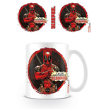 Tazza Deadpool 199918