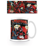 Tazza Deadpool 199920