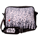 Star Wars - The Force Awakens - Trooper Army Messenger Bag Black (Borsa A Tracolla)