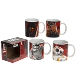 Star Wars - The Force Awakens - Character Multicolor (Tazza)
