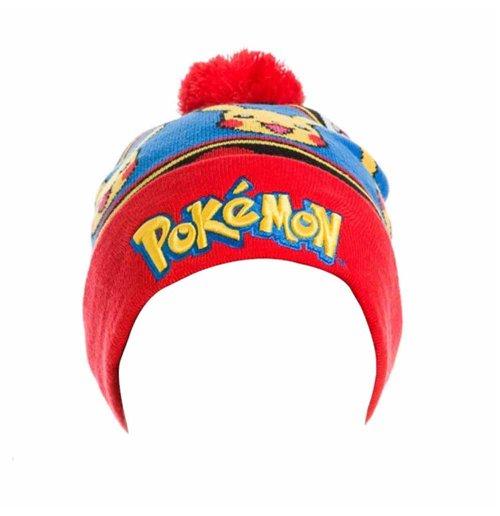 Pokemon Logo With Pikachu Berretto 200152