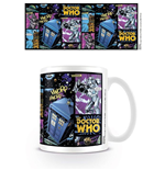Doctor Who - Comic Strip (Tazza)