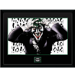 Dc Comics - Killing Joke (Foto In Cornice 30x40cm)